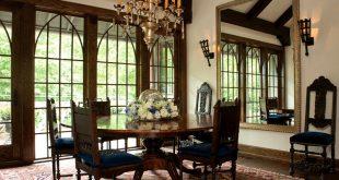 Готический мебельный стиль в интерьере
