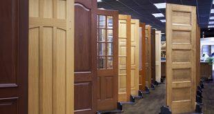 Положительные стороны древесины для дверей