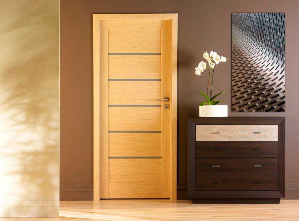 Что такое межкомнатные филенчатые двери?