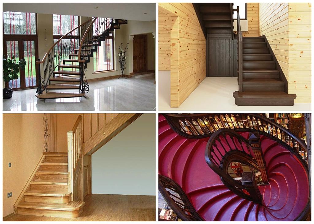 Лестница для дома - делаем выбор