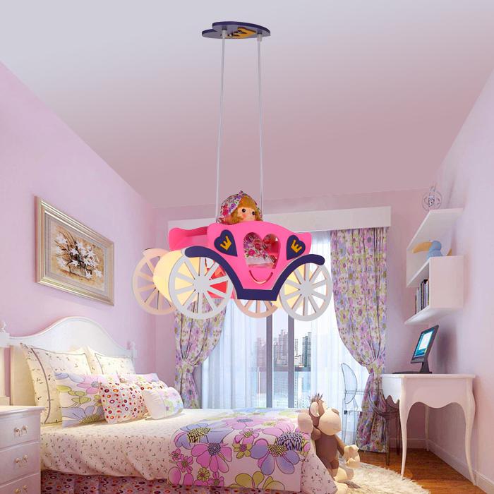 Люстра для детской комнаты
