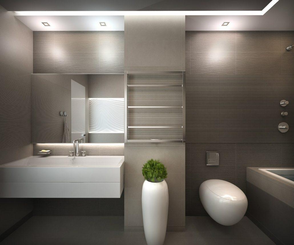 Дизайн интерьера в санузле