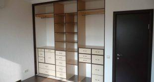 Встроенные шкафы купе – внутреннее пространство