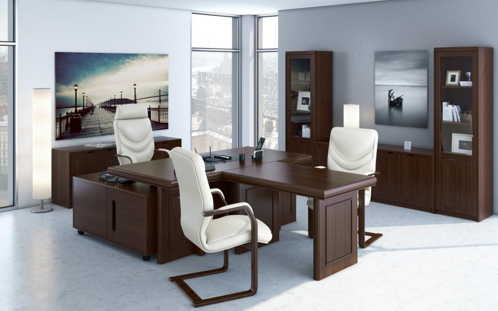 Как подобрать мебель в офис