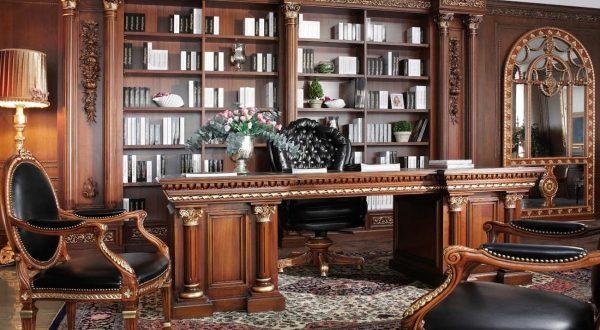 Стиль модерн для мебели в интерьере