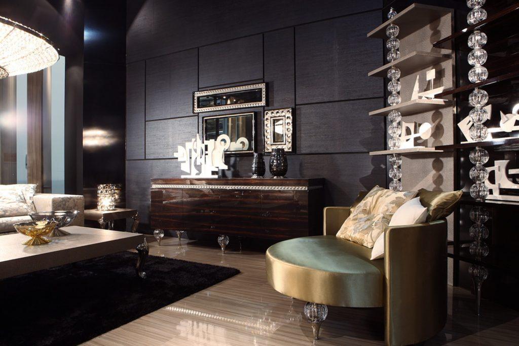 Мебельный стиль Ар-деко в интерьере