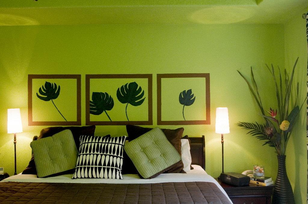 Какой цвет выбрать для оформления комнаты