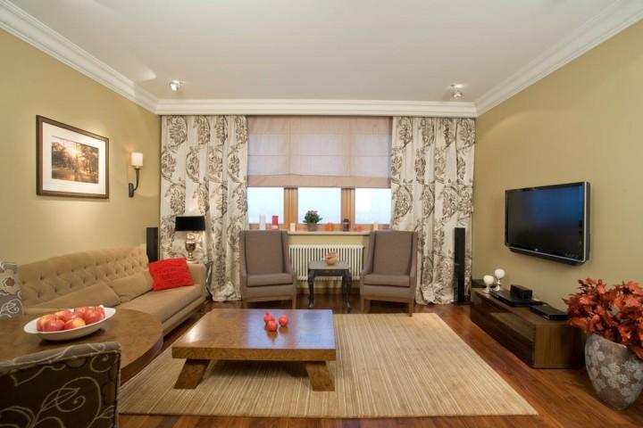 Каким должен быть дизайн гостиной комнаты?
