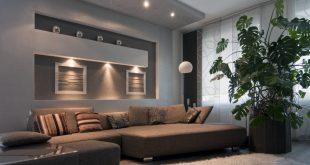 Интерьер - дизайнерское освещение