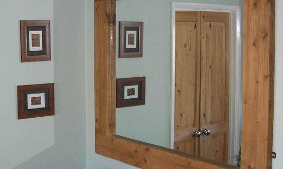 Изделия из дерева. Деревянные рамки для зеркал