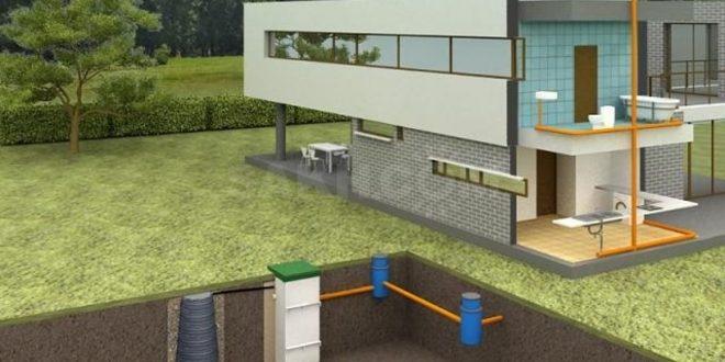Современные локальные очистные сооружения для дома