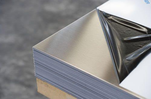 Металлургическая продукция: Нержавеющий лист
