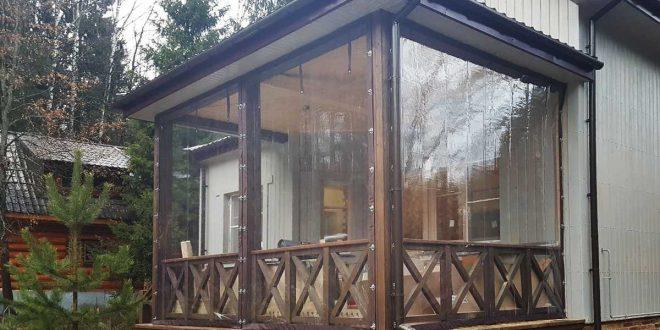 Мягкие окна для беседок и террас: все нюансы