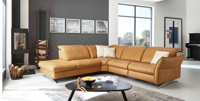 Особая гордость диванов линейки — это необычная подборка тканей для обивок