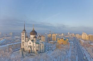 Климат и экология Воронежа