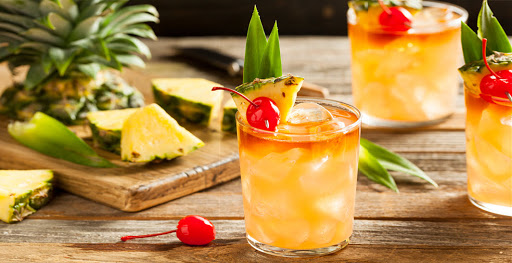 коктейль May Thai