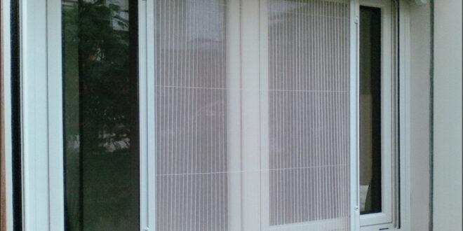 Как выбрать москитную сетку «плиссе» на окно и дверь?
